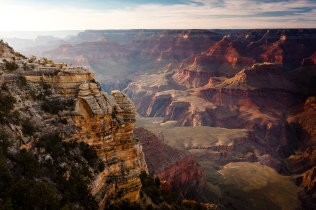 Grand Canyon Arizona Evening 2