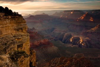 Grand Canyon Arizona Evening