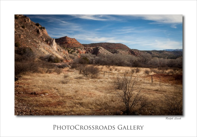 Afternoon in Verde Valley